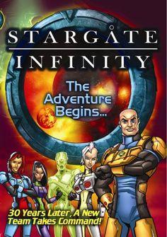 Stargate Infinity: The Adventure Begins $1.00