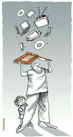 Dad protecting child from all the modern technology with a book Books To Read, My Books, Speed Reading, Dream Book, Thriller Books, Stay Happy, Human Condition, Consumerism, Captions