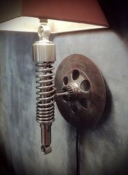 A piston lamp. www.buyautoparts.com