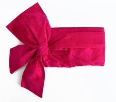 Pink Clutch bag, Silk Clutch bag, Pink Silk Bag, Bridal Bag, Clutch Purse, Bridal Accessory, Bag with a Bow, Clutch bags