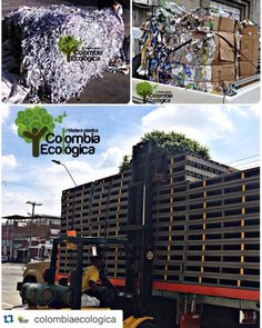 #Repost @colombiaecologica with @repostapp.  Basura...