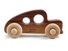 Hotrod jouet en bois voiture jouet en bois voiture par BannorToys