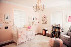 Project Nursery - French Vintage Nursery - Project Nursery