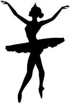💟 Ó bailarina, ó bailarina. O que te fascina? É o Dó ou é o Ré? É rodopiar na ponta do pé! Ballerina Silhouette, Silhouette Art, Pencil Art Drawings, Easy Drawings, Art Sketches, Ballerina Kunst, Ballerina Birthday, Ballet Art, Paper Cutting
