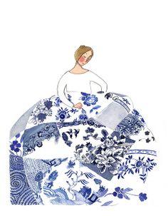 'Priodas Tsieni' by Valériane Leblond