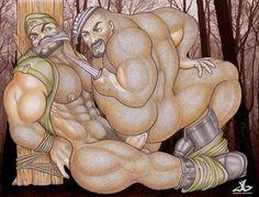 50x70cm - Graphite, charcoal, color pencil, watercolor and dry pastel  Illustration Joaquim Guerreiro