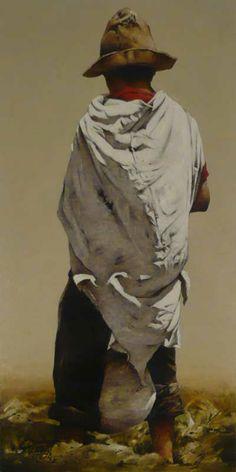A Moment of Reflection International Artist, Reflection, In This Moment, Painting, Painting Art, Paintings, Paint, Draw