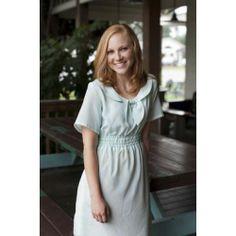 Schnittmuster: Brynna Dress von Sew Liberated - Der Kragen ist wunderschön!!!