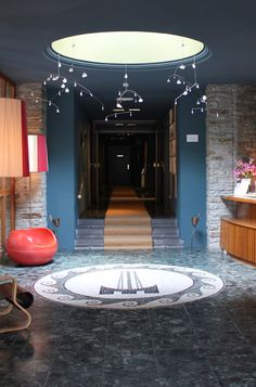 by AnneLiWest|Berlin  Miramonte – Bad Gastein Design Hotel, Bad Gastein, Austria, Berlin, Hotels, Mid Century, Paint, Retro, Architecture