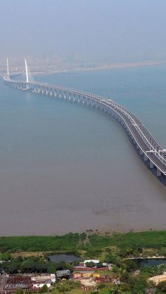 Shenzhen, Guangdong Province, China, Asian, Geography, Longest Bridge,