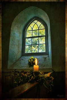 Chapel Window ☆France