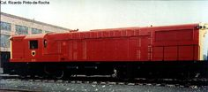 R.V.P.S.C. - The AS-616 Baldwin-Hamilton-Lima Diesel Electric Locomotive