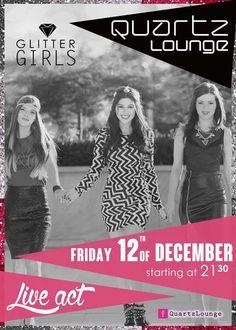 Glitter Girls @Quartz Lounge