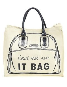 Great canvas bag! :)