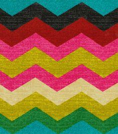 Home Decor Print Fabric- Waverly Panama Wave Desert Flower & home decor print fabric at Joann.com
