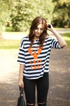 We are in love with this funny and stylish top. Click on the picture to get it!