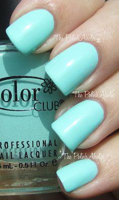 "Color Club ""Blue Ming"""