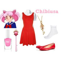 chibiusa outfit 2