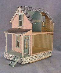 A Seaside Cottage Kit from Suzanne and Andrew's Miniatures...absolutely darling