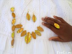 Evelam  necklace rdc617
