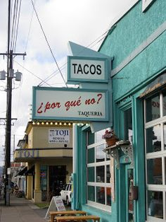 ¿Por Que No? in Portland - I will eat here very soon