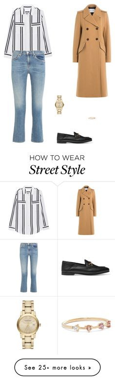 """""""Street Style"""" by julieselmer on Polyvore featuring Sonia Rykiel, Jadicted, rag & bone, Gucci, Burberry and WWAKE"""