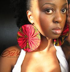 I'm diggin these earrings. etsy.com - seller Orese.