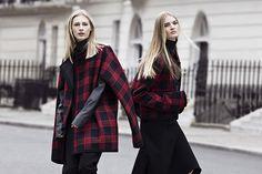 Zara Fall/Winter 2013-2014 Campaign  #zara #fashion #grunge