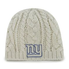 New York Giants Women's '47 Brand Shawnee Knit Hat