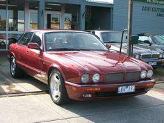 Jaguar X300 XJR
