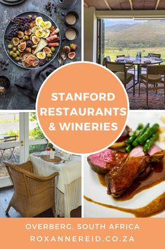 12 Stanford restaurants and wine farms worth visiting - Roxanne Reid South African Holidays, Eat Cafe, Lunch Menu, Slow Food, Tasting Room, Best Places To Eat, Pork Belly, Travel Guides, Travel Tips