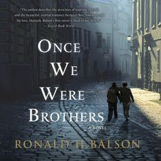 Once We Were Brothers by Balson. Excellent HF with a twist of crime drama. An elderly man in Chicago accuses another elderly man of being a Nazi. The story moves through time quite deftly. 8/10
