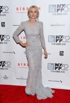 Los 15 vestidos (de fiesta) del otoño | TELVA Naomi Watts - Gucci Premier