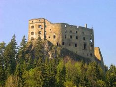 Likavka Castle, a few minutes from my hometown Ruzomberok European Countries, Central Europe, Bratislava, Czech Republic, Homeland, Barcelona Cathedral, Mount Rushmore, Around The Worlds, Landscape