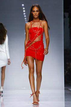 Donatella Versace's vision for couture 2016.