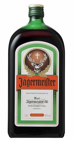 Jager. products-i-love