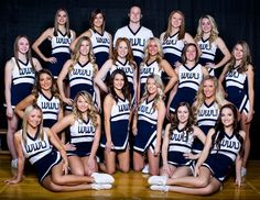 Wwuvikingscom the western washington university official athletic Dance Team Pictures, Group Picture Poses, Cheer Team Pictures, Basketball Senior Pictures, Cheer Picture Poses, Cheer Poses, Senior Picture Outfits, Senior Pictures Boys, Dance Pics