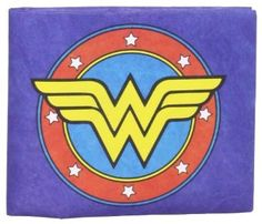The DC Comics Wonder Woman bumper sticker decal and she's awesome! Measuring approximately and she's die-cut. - DC Comics Wonder Woman Logo Bumper Sticker Decal - Die-cut measuring - All w Scrapbook Quotes, Scrapbook Stickers, Cool Stickers, Bumper Stickers, Hero Symbol, Tyvek Wallet, Mighty Wallet, Scrapbook Storage, Wonder Woman Logo