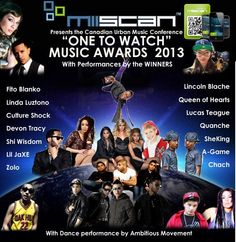 EARLY BIRD TICKET RATES ENDS THIS SATURDAY for the Canadian Urban Music Conference and ONE TO WATCH Music Awards !!!! Get tickets now at http://tickets.linebypass.com/event/CanadianUrbanMusic