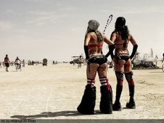 Burning Man Outfits | Burning man clothes                                                                                                                                                     More