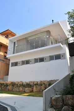 傾斜地の家2