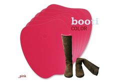 New color -  booti PINK ! We love boots www. bootiUSA.com