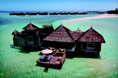 Published Date: Ocotober 2016 10 best overwater bungalows in the world Tikehau Pearl Beach Resort (Tikehau, Französisch-Polynesien): In th. Visit Maldives, Maldives Resort, Gili Lankanfushi, Hotel Punta, Floating Hotel, Polynesian Islands, Waterfront Cottage, Water Villa