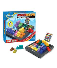 Look what I found on #zulily! Rush Hour Game #zulilyfinds