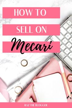 How To Sell On Mercari In 2020 Things To Sell Online Jobs For Moms Make Quick Money