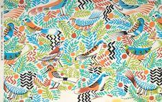 sarah campbell textile designer - Google Search