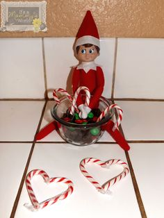 The Elf On The Shelf – Day 4