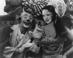 Barnum and Bailey Circus Clowns 1930's