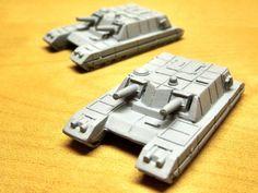 Kim Gu-Nong's Steel Cauldron: [OGRE-Future Tank Warfare-] Paneuro `Thor` Super Heavy Tank.