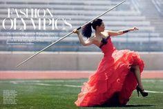 Fashion Olympics!
